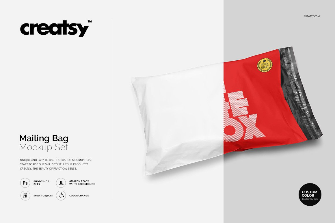 Mailing Bag Mockup Set Product Mockups Creative Market 150 In One Electronics Projects Kit More Mailbag Monday Youtube