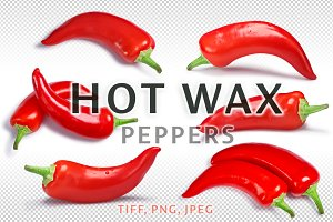 Hot Wax Peppers