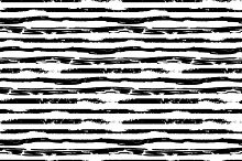 Grunge ink strokes pattern