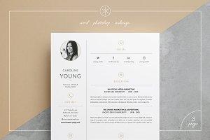 Resume/CV | Caroline