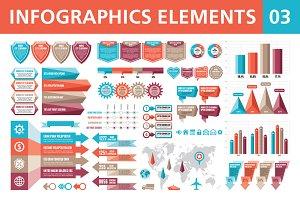 Infographics Elements 03