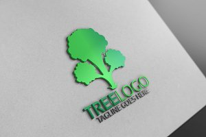 Tree Logo Version 1