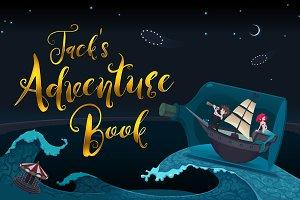 Jack's Adventure Book