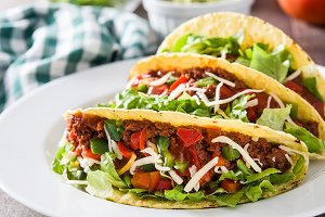 Image result for traditional mexican tacos