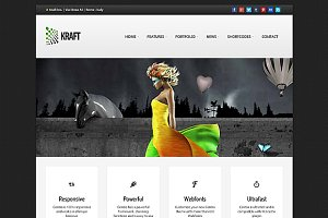 Kraft - Multipurpose Business Theme