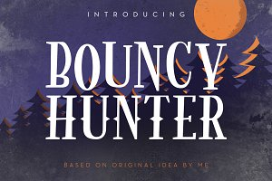 Bouncy Hunter