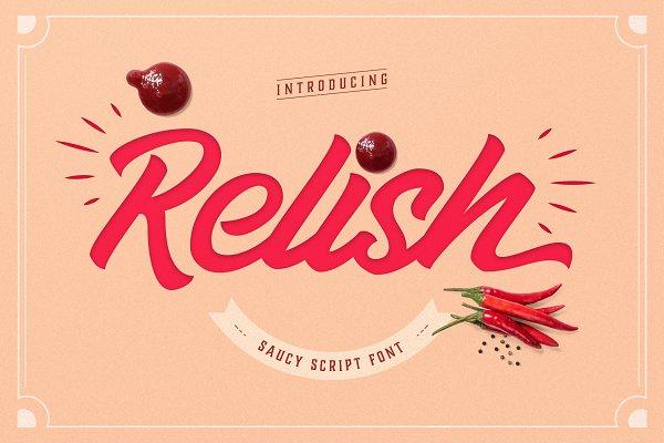 Best Relish Vector