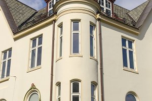 Art Nouveau building in Alesund