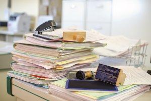 Work accumulation