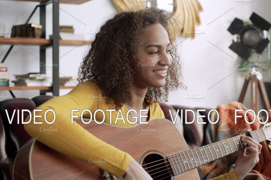 Rhythmic Acous Music Video | Asdela
