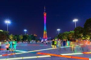 Canton tower, Guangzhou