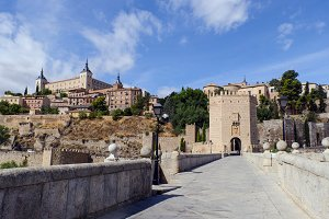 Spain. Imperial city of Toledo