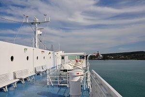 Ship Deck Horizon