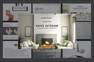 Kayee keynote template
