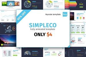 SIMPLECO: Keynote presentation
