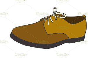 Men's classic shoes