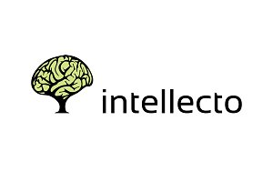 Intellecto logo template
