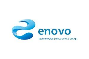 Enovo Logo Template