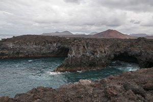 hotbeds of Lanzarote