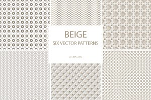 Beige Patterns