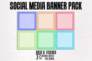 Social Media Banner Pack