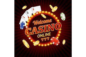 Welcome Casino Concept