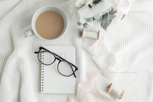 Cozy Mug Glasses- GARDEN COLLECTION