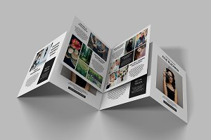 Square Photography Brochure -V710