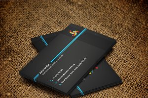 Black Beauty - Business Card