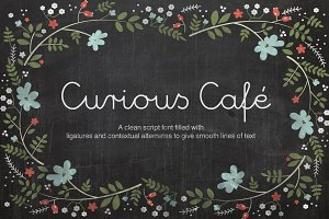 Curious Cafe Script
