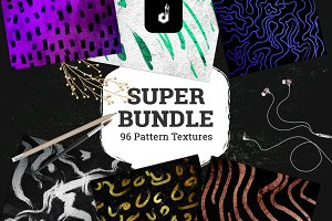 Super Bundle - 96 Patterns