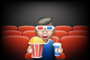 Cinema Pall 3D