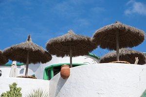 Lanzarote houses