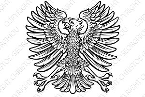 Imperial Style Eagle