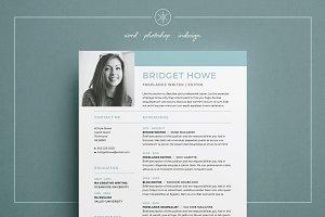 Resume/CV | Bridget
