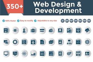 Web Design & Development One Color