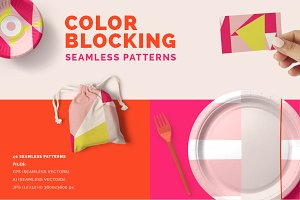 Color Blocking Patterns