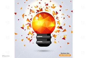 Creative light bulb