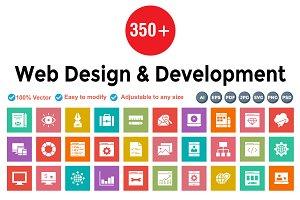 Web Design & Development Square
