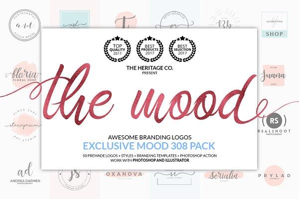 The MOOD 308 Branding Kit BUNDLE