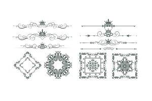 elements, logo
