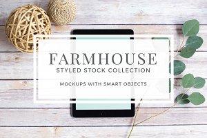 Farmhouse Style Mockups