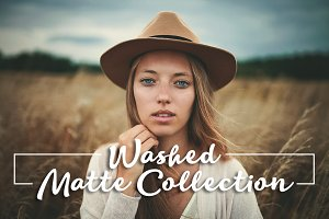 Washed Matte Collection