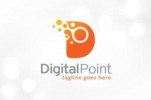 Letter D Logo Template Design