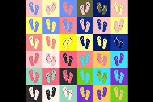 Flip-flop set vector