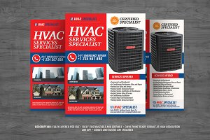 HVAC Services Flyer v3