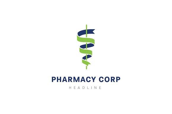 Pharmacy corporation logo.