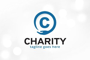 Letter C Logo Template Design