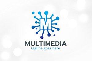 Letter M Logo Template Design