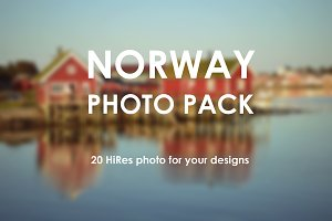 Norway PhotoPack: 20 HiRes Photos